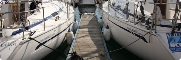 Yates Barcelona S.L: Rental of sailing and cruising catamarans